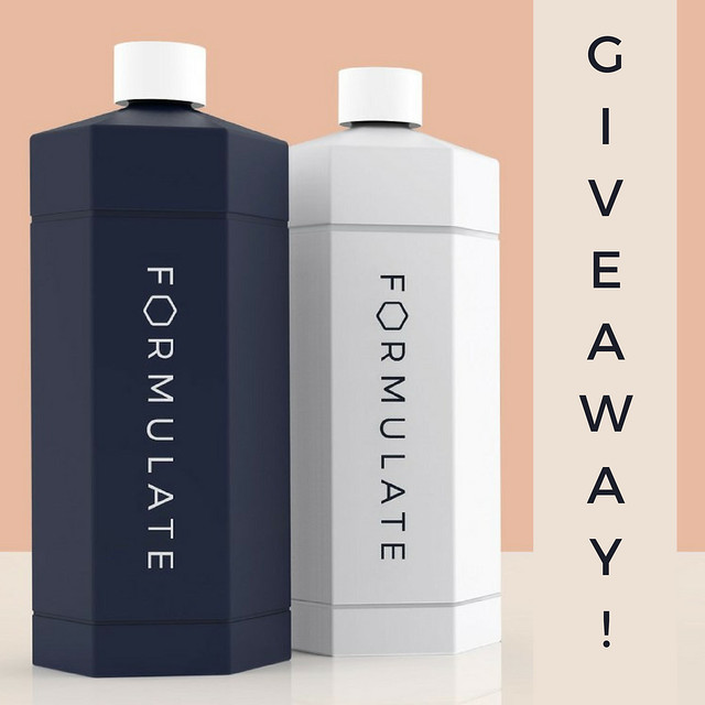 Formulate Giveaway