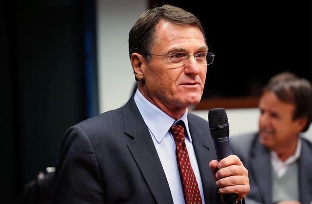Pesquisador Walter Belik , da Universidade de Campinas (Unicamp), durante debate na Câmara sobre a Pnara  - Créditos: Will Shutter/Câmara dos Deputados