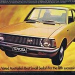 Fri, 2017-12-29 22:13 - Toyota Corolla 1972