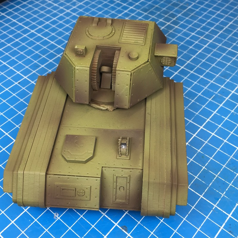 Lasercut basilisk tank green-5