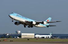 Korean Air Cargo Boeing 747-8HTF