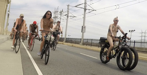 L.A. World Naked Bike Ride 2018 (134529)