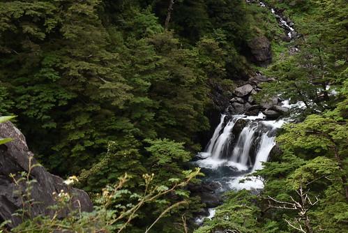 合歡溪步道-瀑布