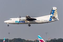 OO-VLI - Fokker F50 - VLM