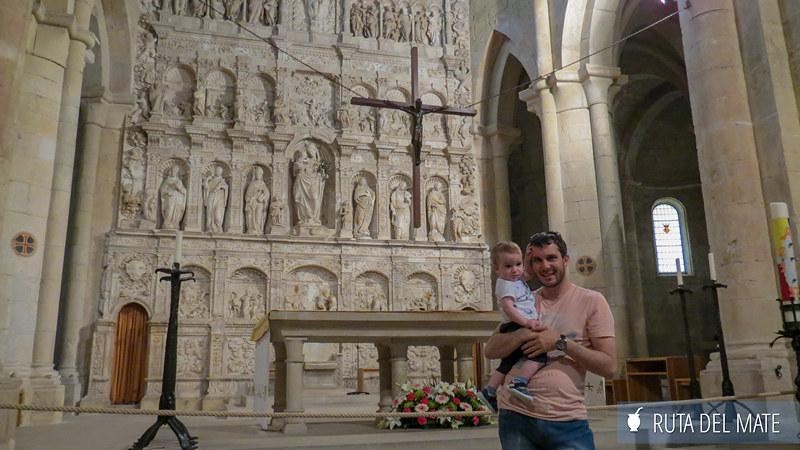 Pueblos de Cataluña Monasterio Poblet 06