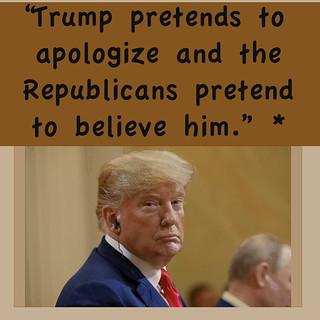 The Pretend President