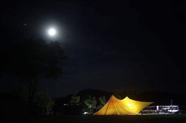 20180720 不露 會blue 上週露營回來朋友問我 為何好喜歡『巴卡的天空』 這週我還來不及寫文紀錄 今天 我又來了 不知道這樣算不算答案😍 #歐北露 #campinglife #ilovecamping #soulwhatpetit