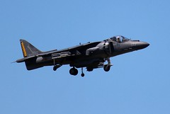 Marines AV-8B Harrier MAG-14 VMA-542 Tigers WH-03 165390