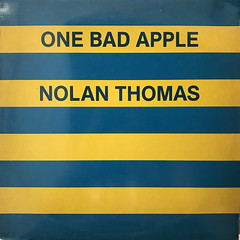 NOLAN THOMAS:ONE BAD APPLE(JACKET A)