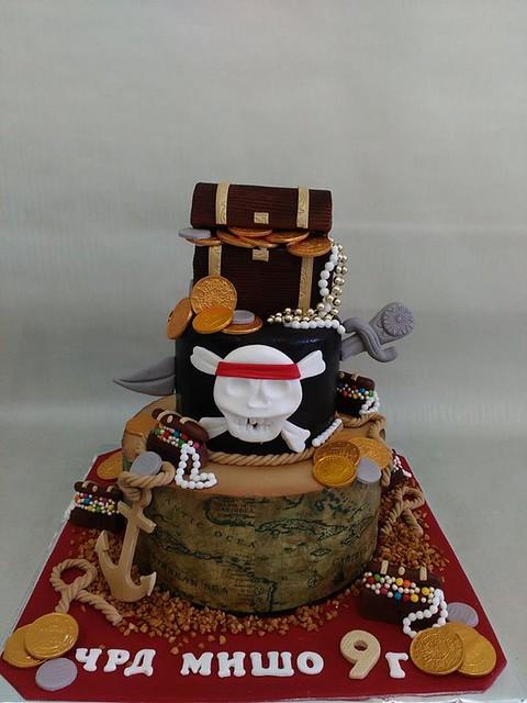 Cake by Бутикови торти L'amore - www.lamore-bg.com