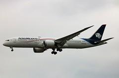 N183AM Boeing 787-9 60285/502 AeroMexico