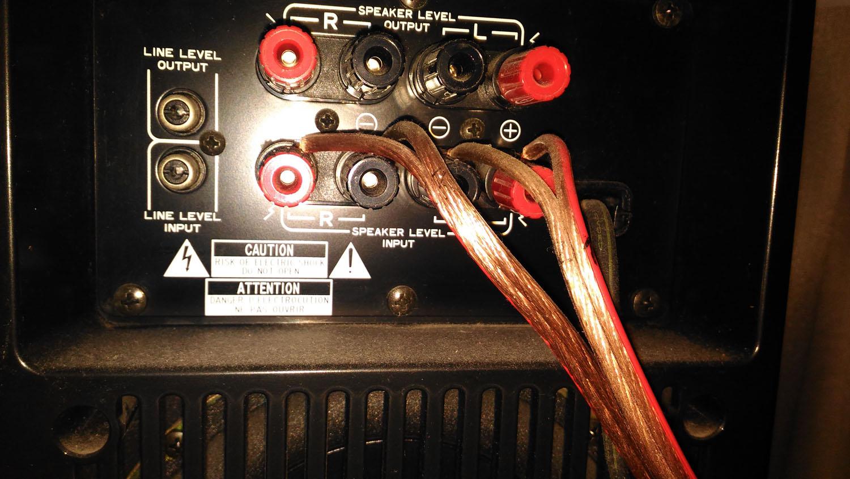 Come si fa a collegare un amplificatore
