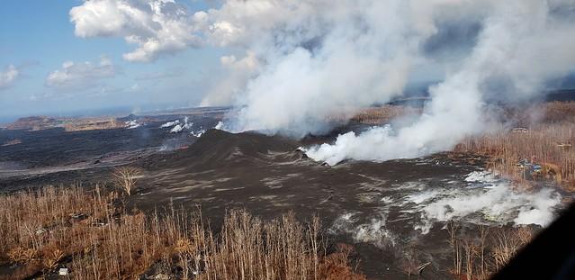 07/03/2018: Kilauea, HI - East Rift Zone Eruption Event