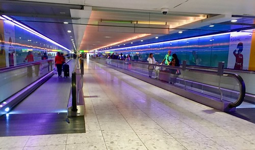 The Tunnels of Terminal Two