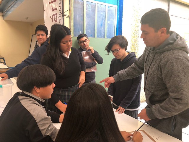 Elección Centro de Estudiantes 2018