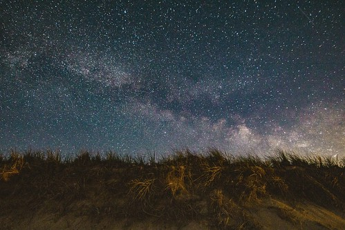 Nights under the Milky Way are some of my favorite summer nights! Photographer Nic Sagodic
