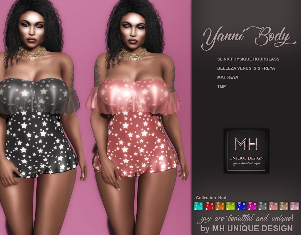 MH-Yanni Body Collection - TeleportHub.com Live!
