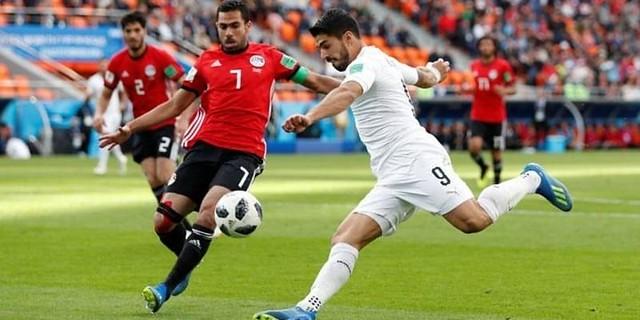 Uruguay vs Arab Saudi: La Celeste Di Atas Angin
