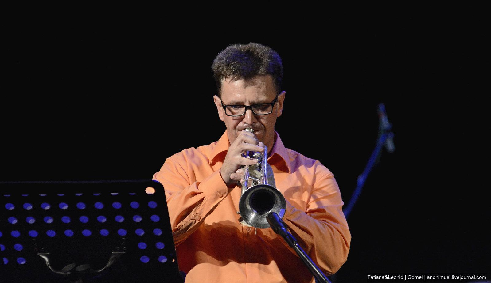 Летний джаз. Гомель