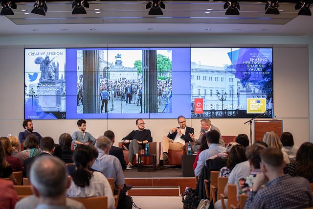 Berlin Summit 2018 - Creative Session at Bertelsmann