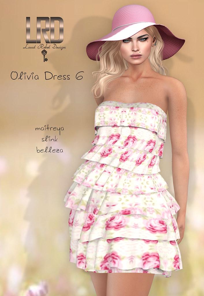 LRD Olivia dress 6 - TeleportHub.com Live!