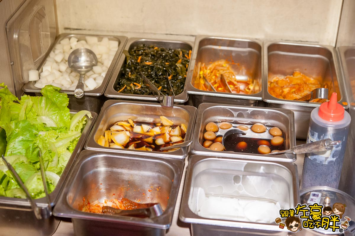韓式料理槿韓食堂-5