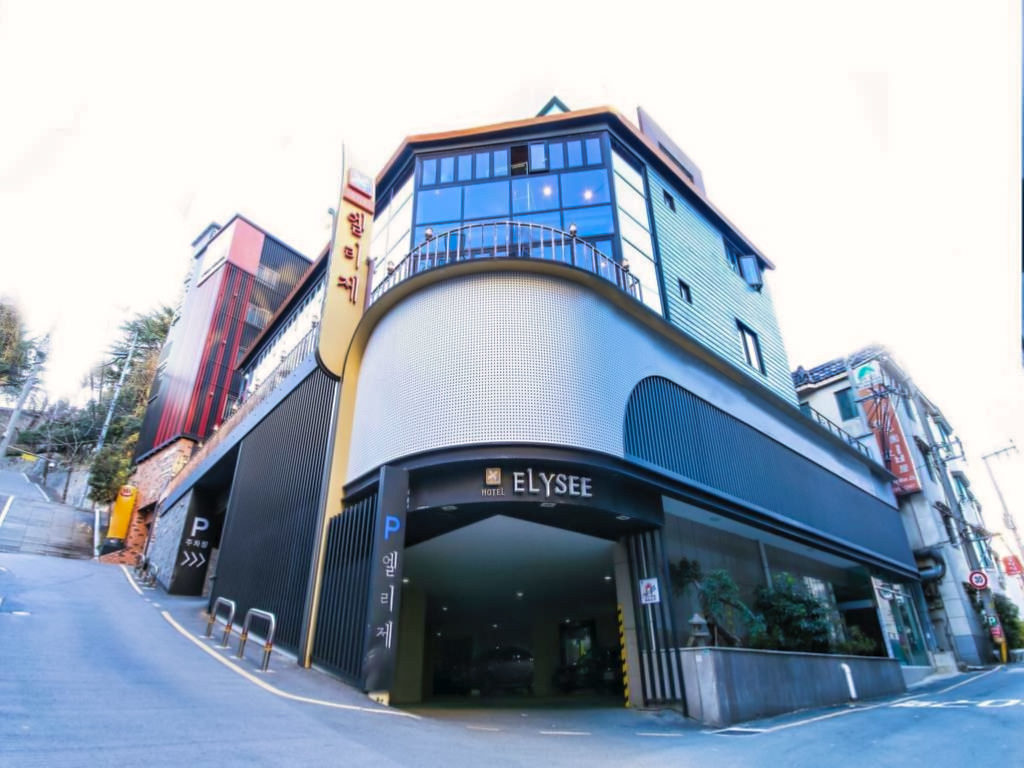 Elysee Hotel Busan 1