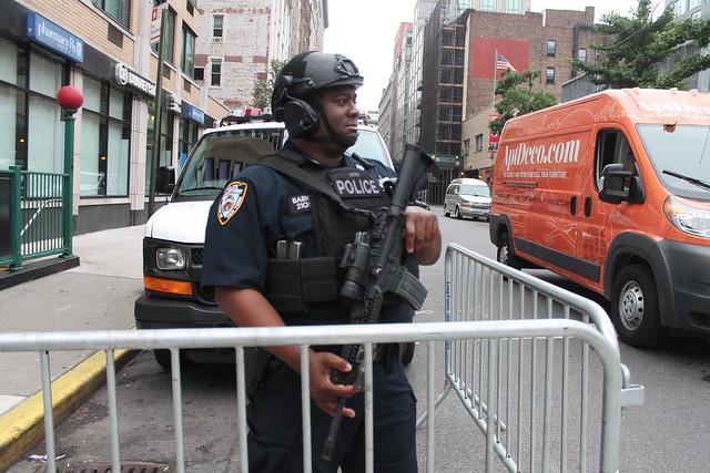 35.NYPD.BeforeParade.NYC.24June2018