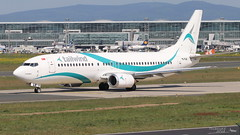 Boeing 737 -4Q8 TAILWIND TC-TLE 27628 Francfort mai 2018