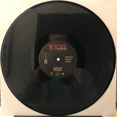 V.A.:MURDER WAS THE CASE(RECORD SIDE-A)