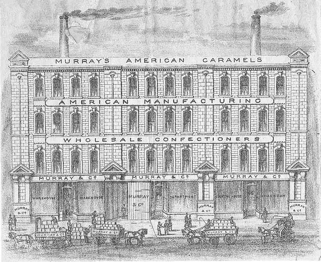 Anglo-Russian Tin Plate company building