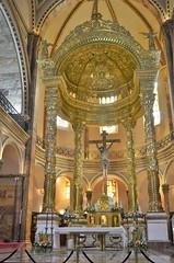 Altar mayor de la catedral de Cuenca.