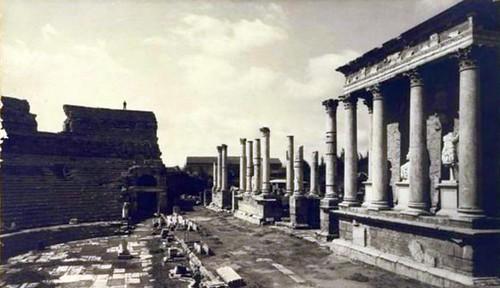Mérida. Teatro romano