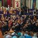 DSCN0042right Sinfonia da Requiem, Benjamin Britten. Ealing Symphony Orchestra, leader Peter Nall, conductor John Gibbons. St Barnabas Church, west London. 14th July 2018