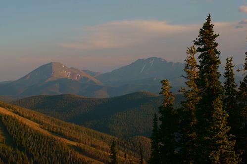 colorado colorado14ers keystone mountains landscape