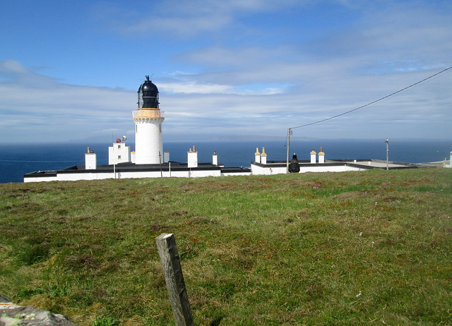 Lighthouse, Dunnet Head
