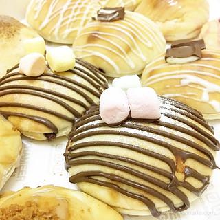 Oozing Nutella Khameer