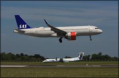 EI-SIB Airbus A320-251(N) SAS Ireland