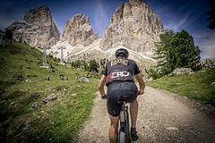 Sella Ronda na silničním nebo horském kole? Obojí stojí za to