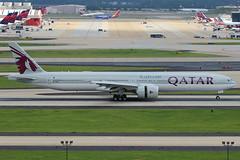 A7-BEJ - Qatar Airways Boeing 777-300ER