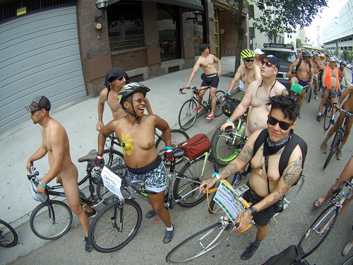 L.A. World Naked Bike Ride 2018 (111506)