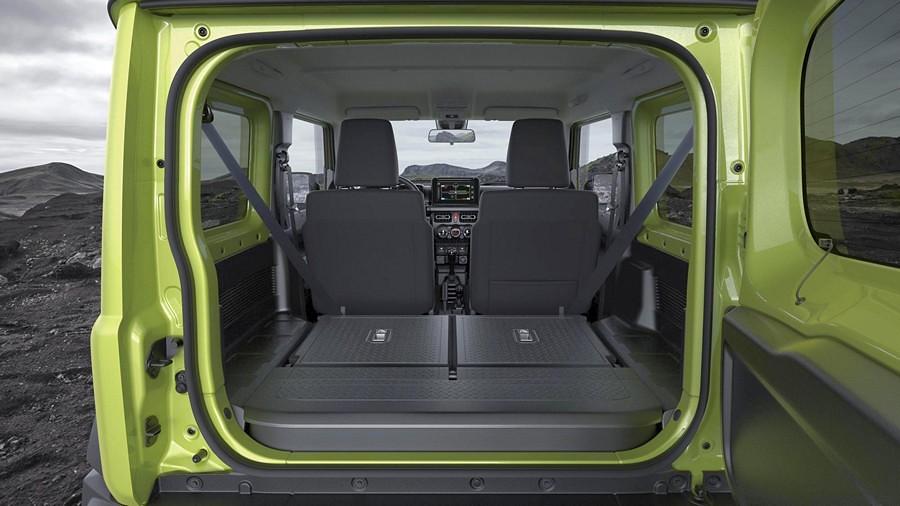 Suzuki Jimny pretstavuvanje 8