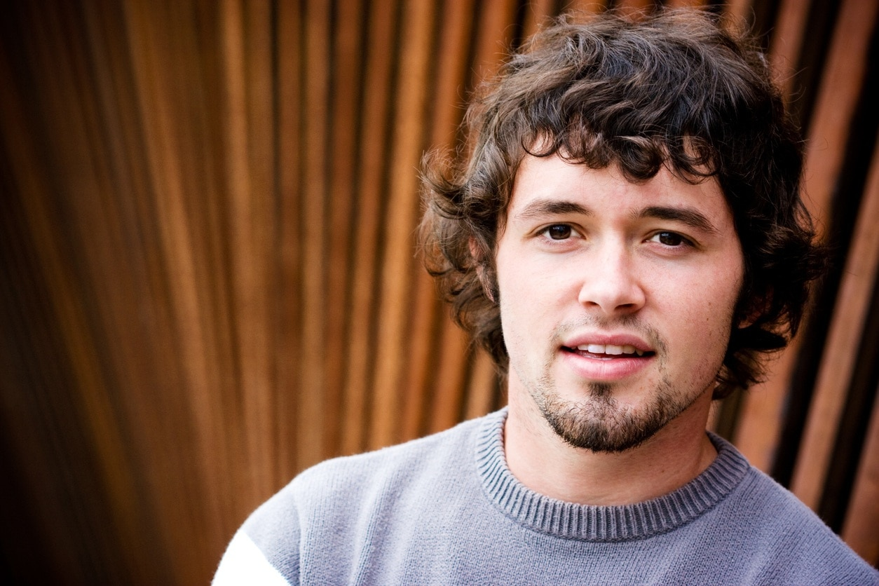 2018 Curly-Haired Men For Cool Look -modern Hairstyles! 3