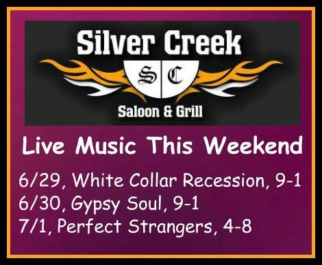 Silver Creek Poster 6-29-18