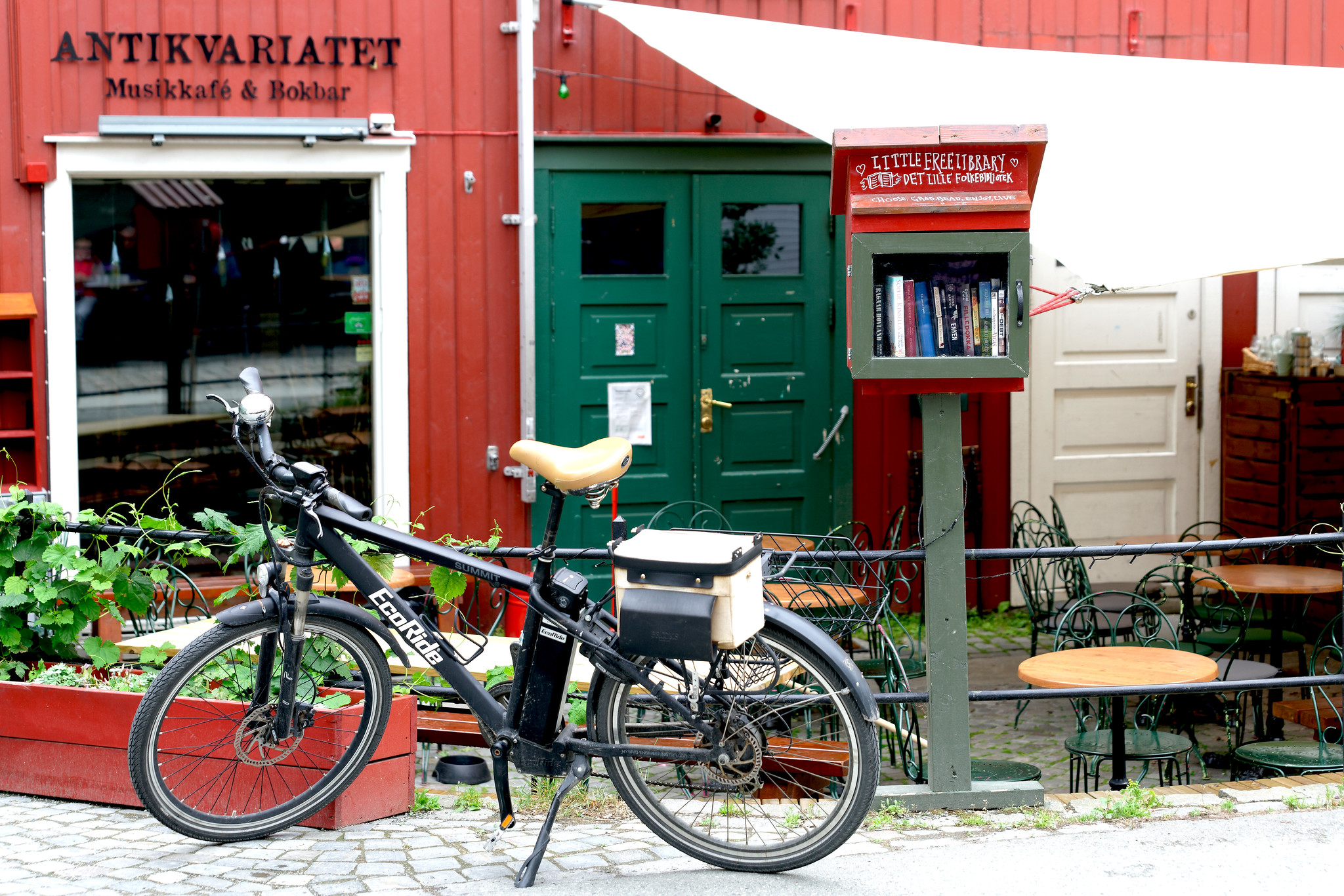 Little Lending Library - Trondheim