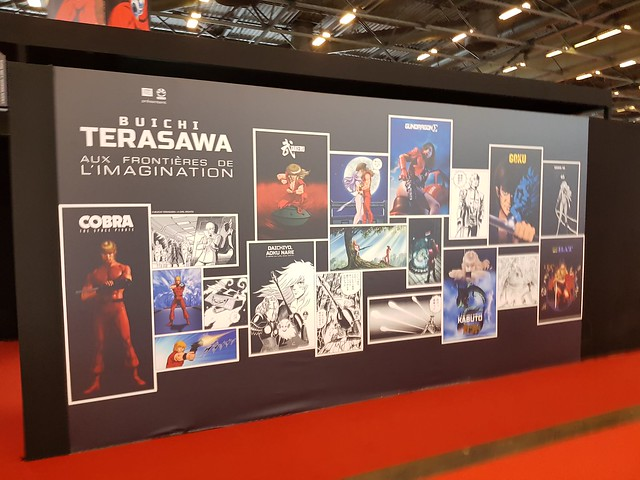 Japan Expo 2018 - Expositions