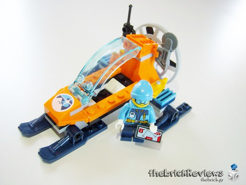 ThebrickReview: 60190 Arctic Ice Glider 42408134284_92e01b12c9_c