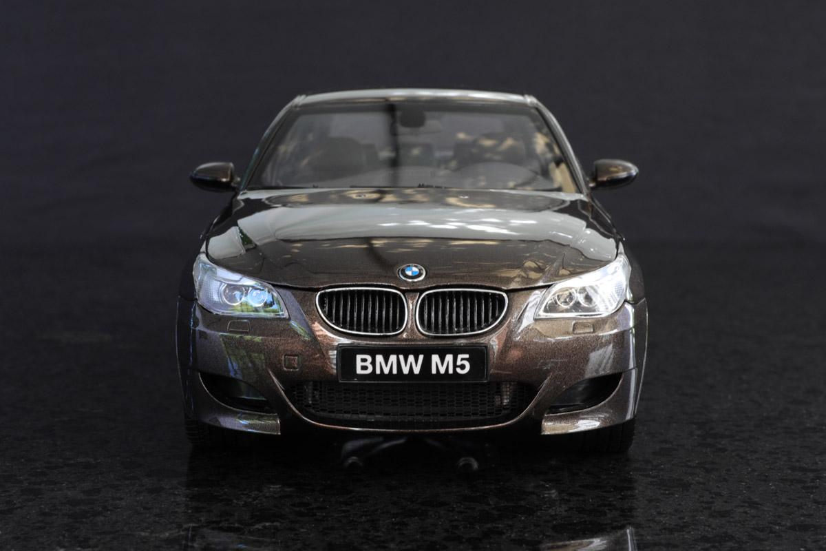 Kyosho 1 18 Bmw M5 E60 Bronze Bmw Diecastxchange Com Diecast Cars Forums