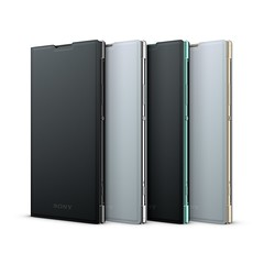 Xperia XA2 Plus_Cover_group_back40_black_silver