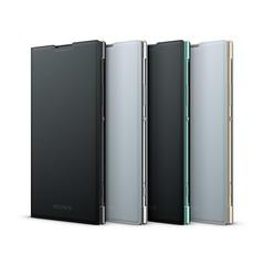 Xperia XA2 Plus_Cover_group_back40_black_silver